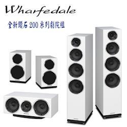 【Wharfedale】 全新鑽石系列Diamond 200劇院喇叭組 DM240/DM220/DM220C