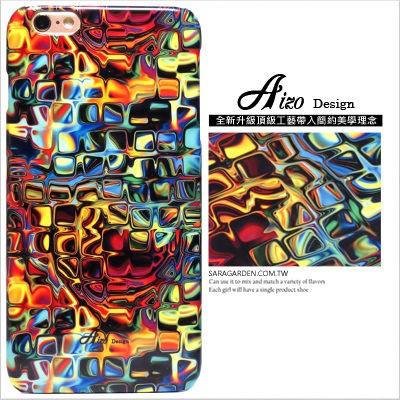 客製化手機殼iPhone 6 6S Plus【多款手機型號提供】藝術馬賽克琉璃 保護殼 Z029 Sara Garden