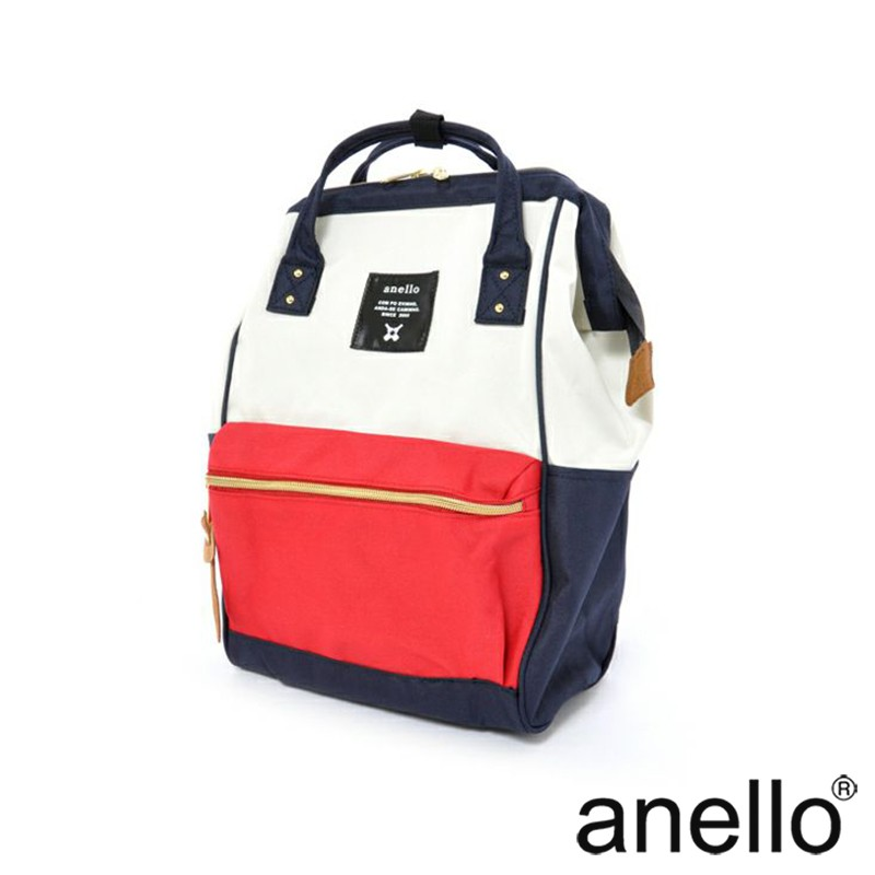 anello 經典口金後背包 法國色 Small size(AT-B0197B-F)