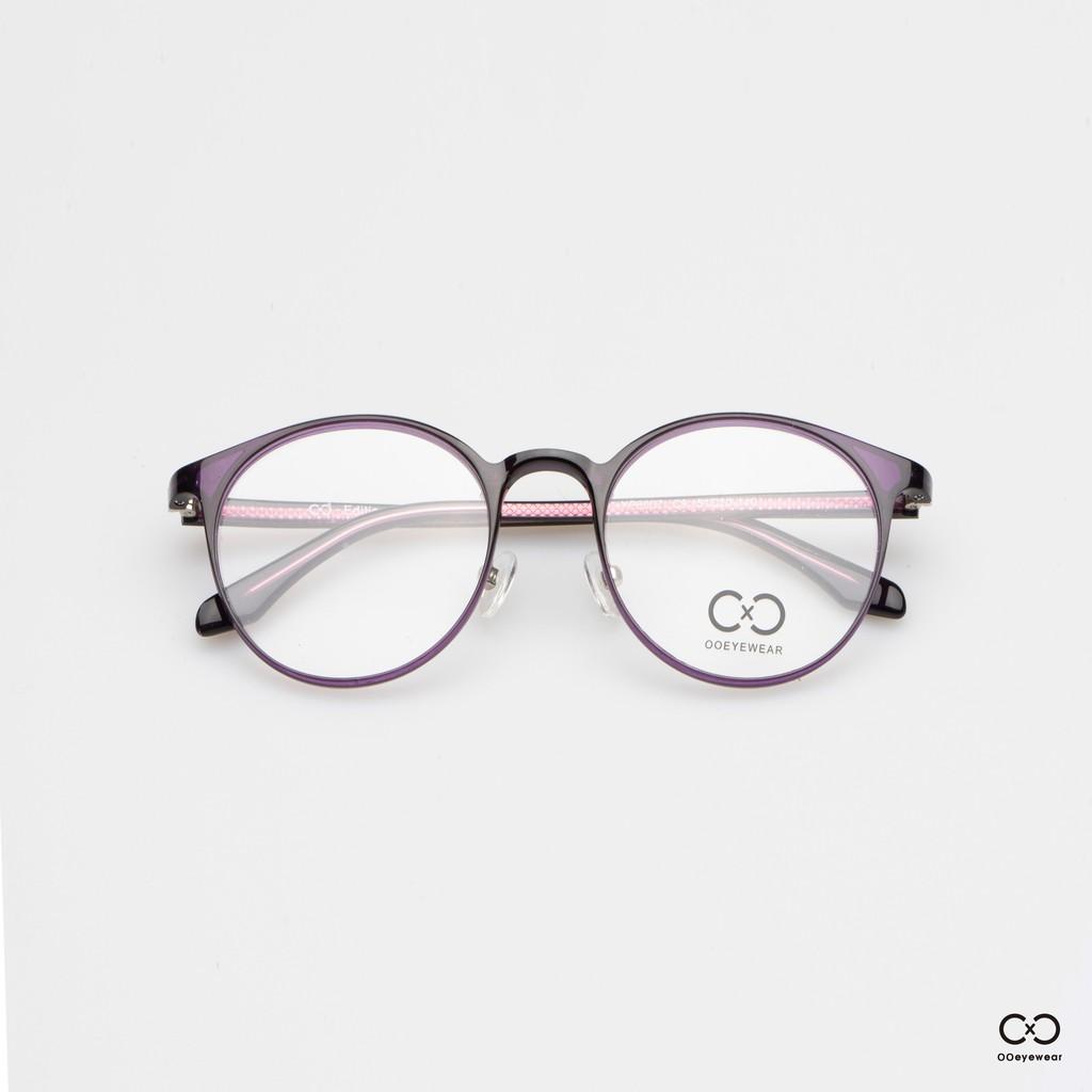 圈圈眼鏡OOEYEWEAR 圓框塑鋼眼鏡 OG0004