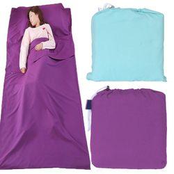 Seraphic輕巧保潔睡袋隔髒睡袋(單人加大)