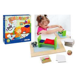 【華森葳兒童教玩具】益智邏輯系列-尋找蒙提 K2-B22420