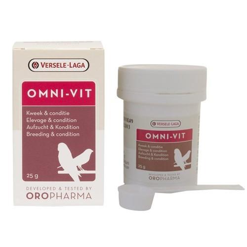 比利時凡賽爾Versele-Laga《日常用維他命-25克》提供鳥寶/鸚鵡日常所需營養〔李小貓之家〕