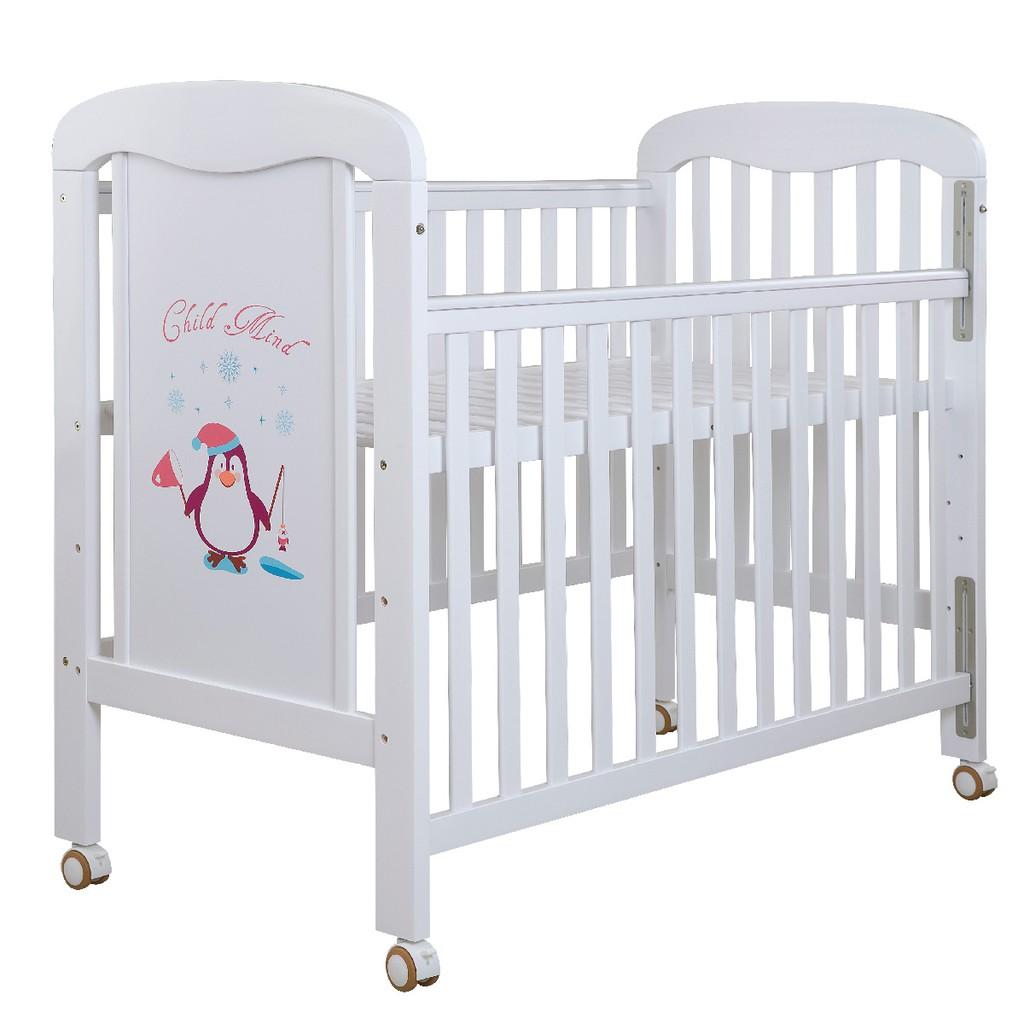 童心 Child Mind 小淘企三合一嬰兒中床【甜蜜家族】