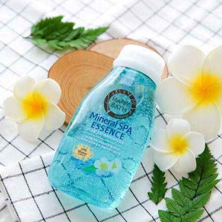 韓國 HAPPY BATH 礦物SPA沐浴露 200g 沐浴 身體 洗澡 清潔 沐浴乳 健身房 旅行用【N202629】