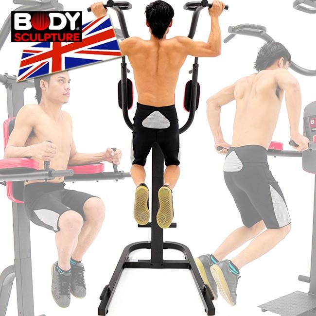 複合式室內單槓雙槓架+伏地挺身器 C016-850BR 健腹機健腹器引體向上機拉單槓吊單槓運動健身器材推薦哪裡買