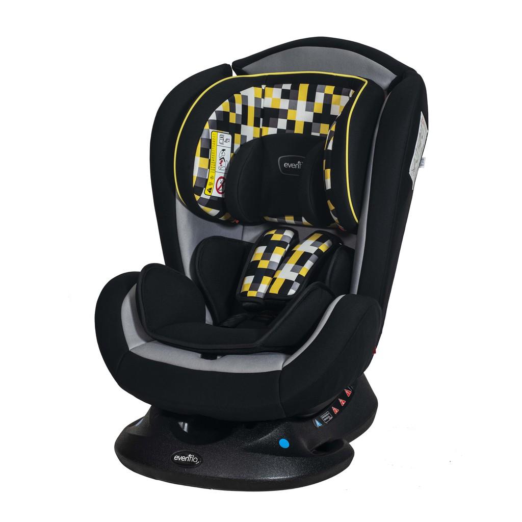 OK BABY 嬰幼成長型汽車安全座椅-0-12歲旗艦款豪華汽座