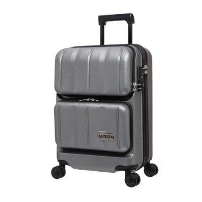 加賀二館 OUTDOOR SMART機能行動辦公室 19吋 旅行箱 行李箱 登機箱 商務公事箱 兩色 OD1820B19