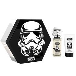 STAR WARS Storm Trooper 帝國風暴兵 3D公仔淡香水禮盒 (淡香水50ml+沐浴膠75ml)