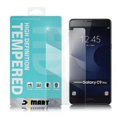 XM Samsung Galaxy C9 Pro 耐磨防指紋玻璃保護貼
