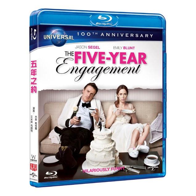 五年之約 The Five-Year Engagement (BD)