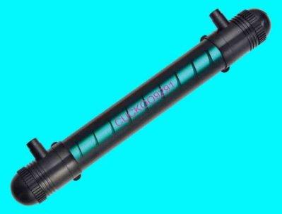 ※杜鵑水族※AVA漩渦式PHILIPS飛利浦15W UVC紫外線殺菌燈組 台灣製造多項專利