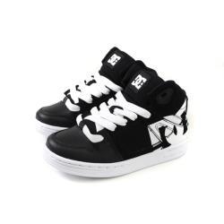 DC YOUTH 休閒運動鞋 黑色 童鞋 ADBS10025892-BKW no157