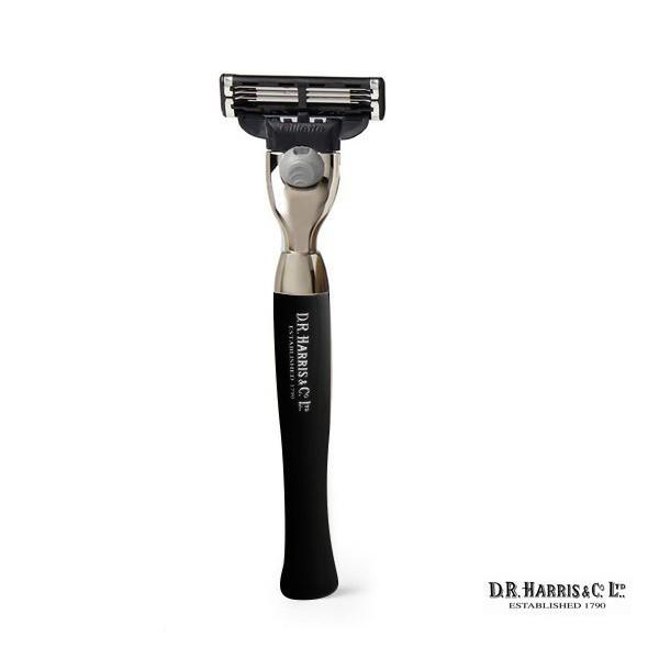 GOODFORIT / 英國百年D.R.Harris Starter Razor 輕量化樹脂吉列鋒速刮鬍刀/兩色