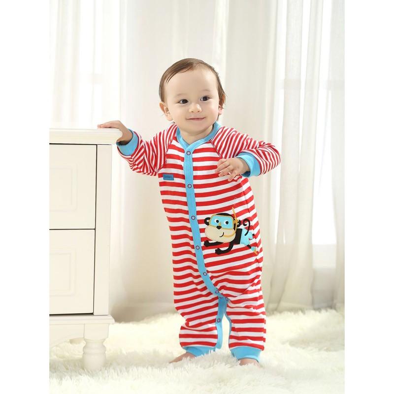 歐美加大版款長袖兔裝連身衣大集合-A04【04111-D】貝比幸福小舖