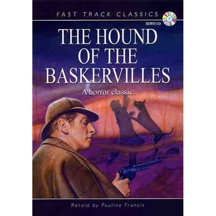 FTC:The Hound to the Baskervilles (Colorful Ed)(with CD)