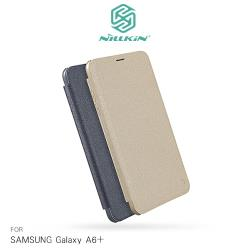 NILLKIN SAMSUNG Galaxy A6+ 星韵皮套