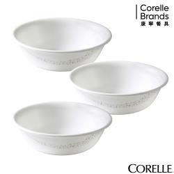 CORELLE康寧 璀璨星河3件式500ml湯碗組(C04)