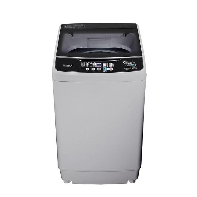 HERAN禾聯 7.5公斤全自動洗衣機HWM-0752 含拆箱定位+回收舊機