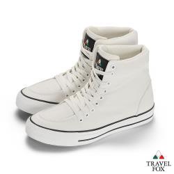 TRAVEL FOX(女) Classic900 Hi 高筒帆布休閒鞋
