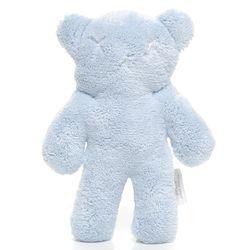 【澳洲BRITT】扁扁熊(小)安撫玩偶/陪伴娃娃-藍色