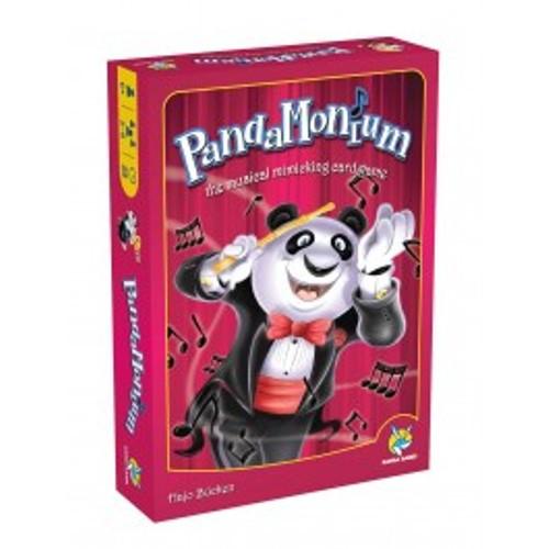 熊貓大樂團 Panda Monium 桌遊 桌上遊戲【卡牌屋】