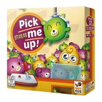 (海山桌遊城)抓娃娃  Pick Me Up 毛塵寶寶進化版 繁體中文正版
