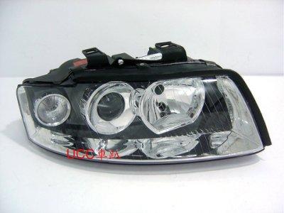 【UCC車趴】AUDI 奧迪 A4 01 02 03 04 B6 8E 原廠型 HID晶鑽大燈 (TYC製)一邊3800