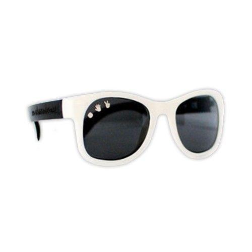 美國 Roshambo - Roshambo繽紛視界 時尚墨鏡-成人款-黑白雙色 (L/XL)