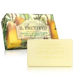 Nesti Dante  義大利手工皂-天然鮮果系列-薄荷木梨皂(250g)