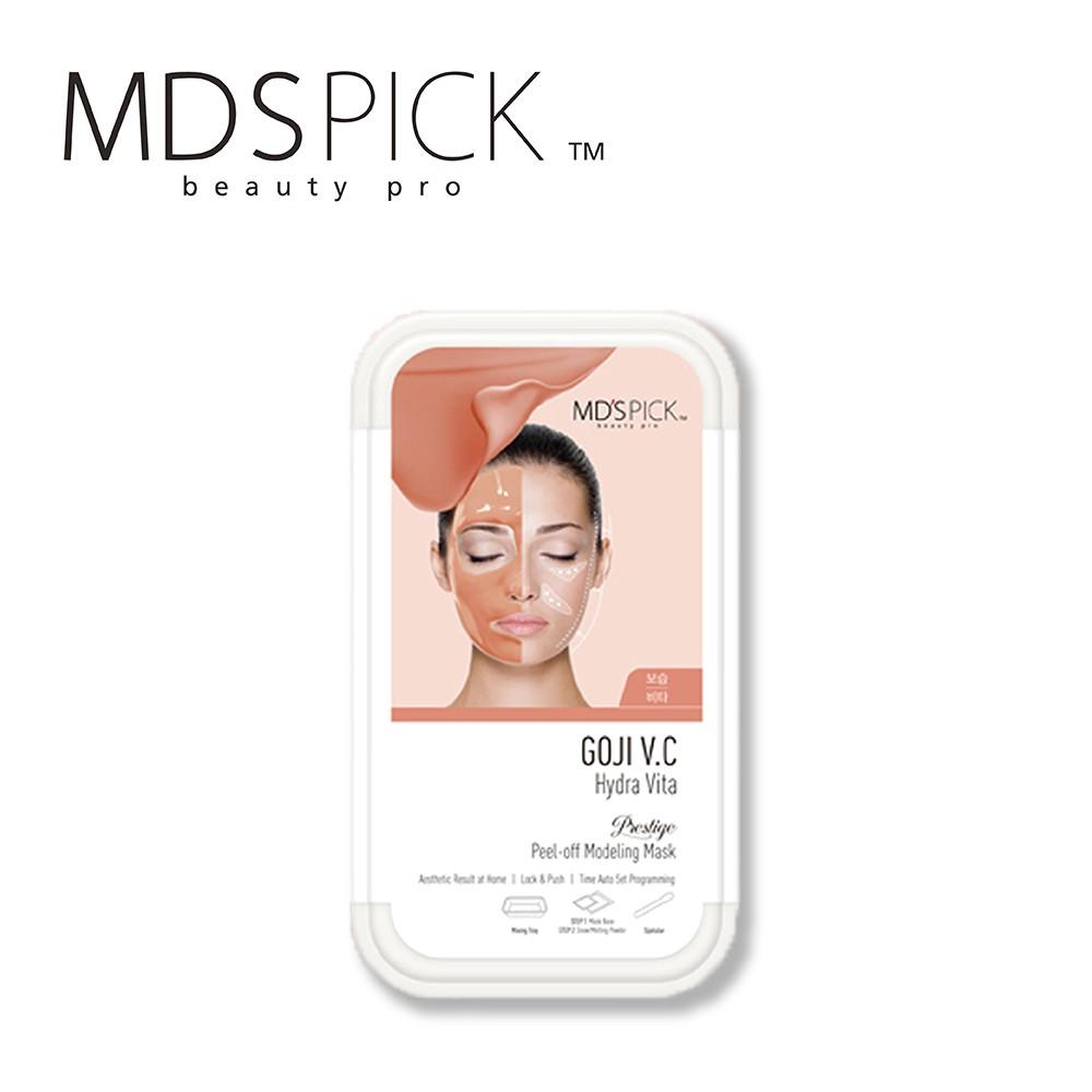 【MD'S PICK】安瓶精華水療抗氧化面膜