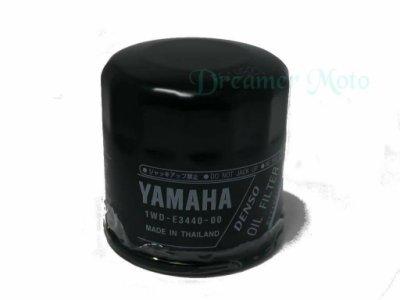 【DREAMER MOTO】YAMAHA YZF-R3 原廠機油濾芯