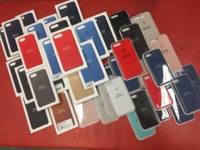 1月促銷  正原廠 Apple iphone 7 原廠矽膠保護套 背蓋 9色可選 台灣公司貨 假一賠十
