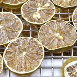 汎亞欣農場 新鮮烘製天然檸檬乾片1包