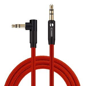 Audio Kabel Jack 3,5mm 500cm Jack 3,5mm  Kabel Aux Stecker Stecker  5m