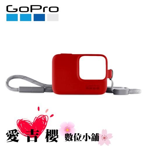 GoPro 矽膠護套 ACSST-005 紅色 ACSST HERO5 HERO6 HERO7 通用 公司貨 全新 免運