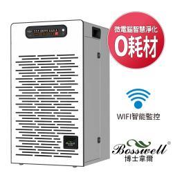 Bosswell博士韋爾  落地型WIFI版抗敏滅菌空氣清淨機 BS501 WIFI 白色