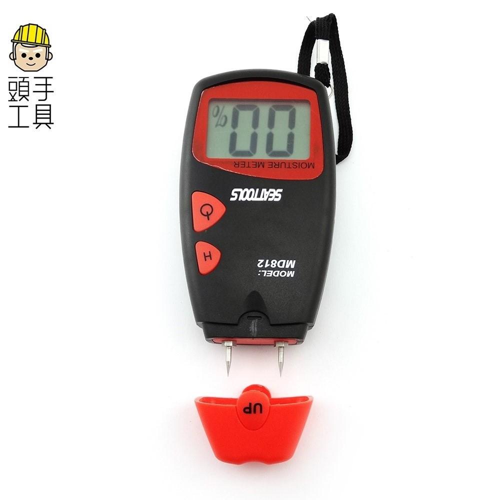頭手工具//【0-40%含水度測試儀】木材測濕儀 含水率測定儀 檢測儀 木材水分測試儀 測試計