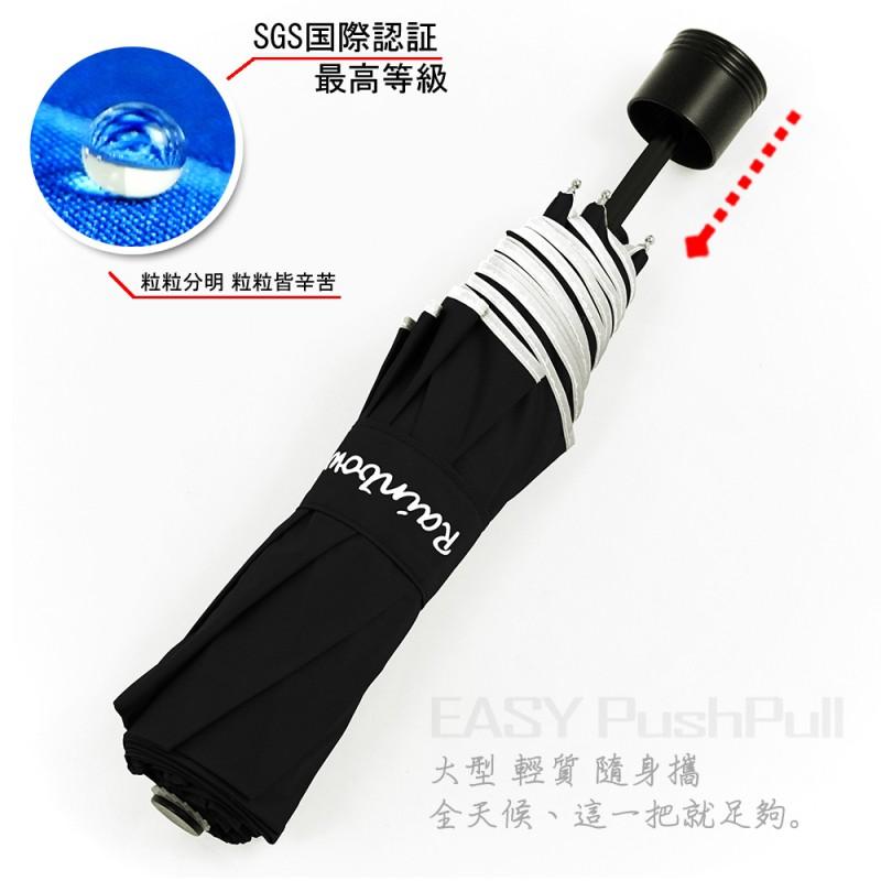 【加大-輕質】 SWR_EPP撥水機能傘