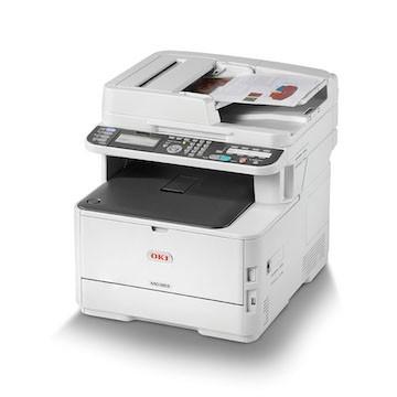 OKI MC363dn 彩色A4多功能複合機【影印/列印/傳真/彩色掃描】