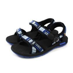 GP (Gold.Pigon) 阿亮代言 涼鞋 藍色 男鞋 G8658M-20 no014