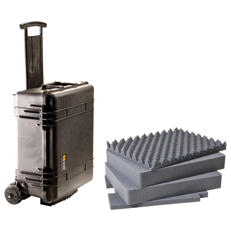 Pelican 1560M 防水氣密箱(含泡棉) 重型滾輪 塘鵝箱 防撞箱 [相機專家] [公司貨]