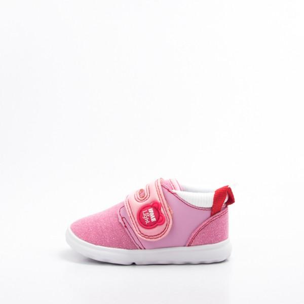 IFME 寶寶運動機能鞋-粉紅 IF22-770033 零碼出清