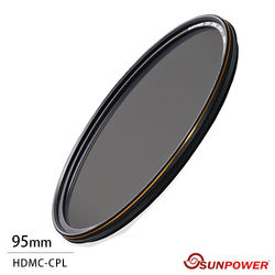 SUNPOWER TOP1 CPL 95mm 環型偏光鏡(公司貨)