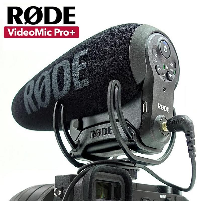 RODE VideoMic PRO+ R Plus 新款 指向性收音麥克風 [現貨] [相機專家] [正成公司貨]