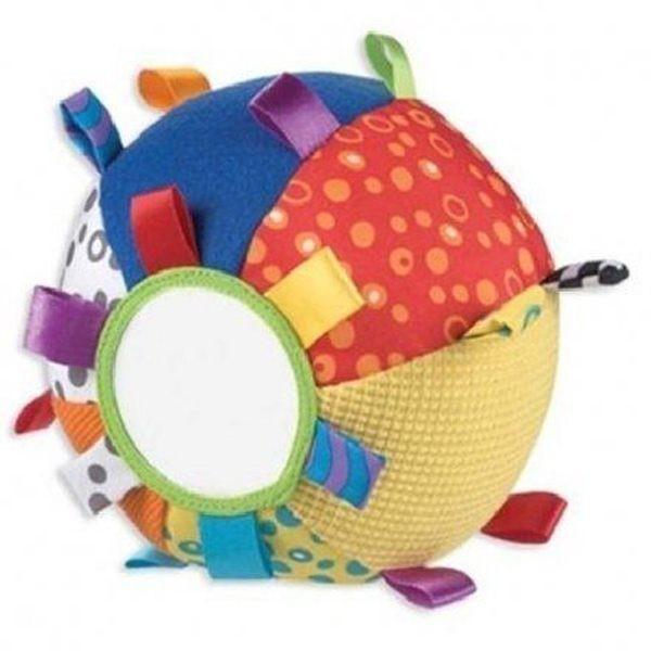 澳洲 Playgro培高 叮噹球布質玩具0180271 好娃娃