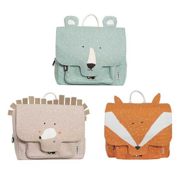比利時 Trixie 動物造型書包(3款可選)【麗兒采家】