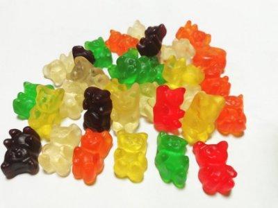 小熊軟糖- 綜合 熊QQ糖-業務用-3公斤裝-批發糖果團購-JJ食品批發賣場