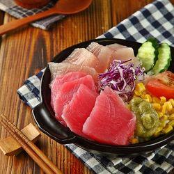 華得水產 鮪魚生魚片2件(900g/件)