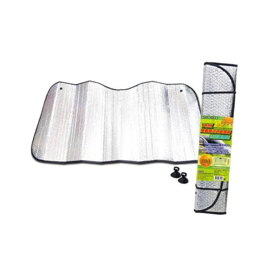 YARK鋁箔氣泡式遮陽板休旅車專用【麗車坊30140】